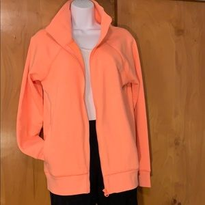 ZELLA coral cozy knit jacket
